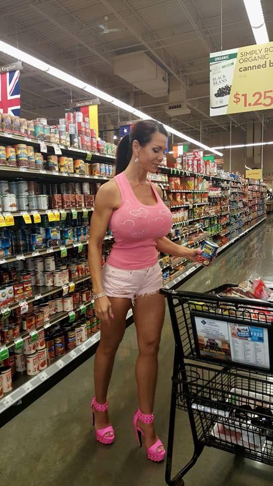 【人妻】スーパーに出没した淫乱すぎる女が撮影される・・・ヒドい。・7枚目