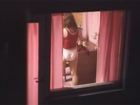 【民家盗撮】マンション住まいだからってカーテン開けてるまんさん、案の定隣の奴にコレされる・・・・(画像30枚)・20枚目