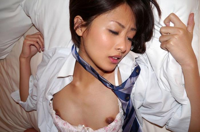 【JC風エロ】「うわ、乳首やっ!」ってなった成長途中のおっぱいシーン。。(画像あり)・108枚目